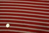 Jersey stripes - red
