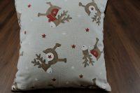Vianočný vankúš - poťah