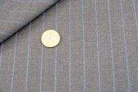 Wool Armani stripe