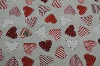 Deco print - hearts