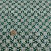 Potlačená bavlna – cheks green