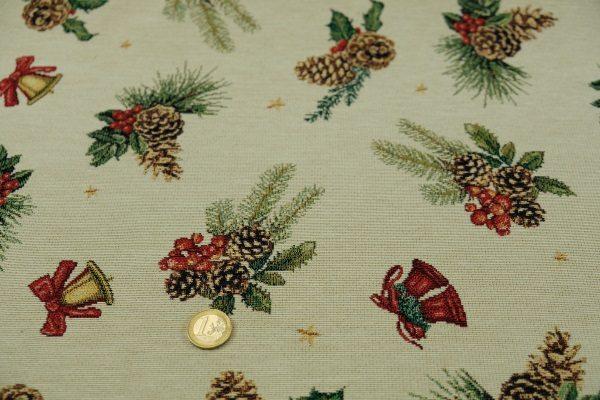 Vianočný gobelín šiška