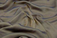 Šanžánový mušelín Armani - beige