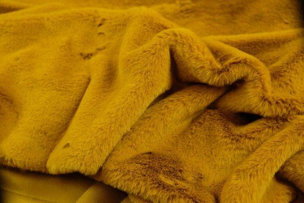 Ecopelliccia yellow