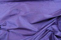 Dupion violet