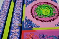 Bavlna Versace / košeľa 140 x 175 cm