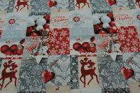 Vianočná potlač - Kolari