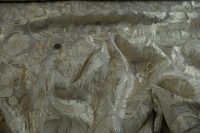Žakár - ivory/gold